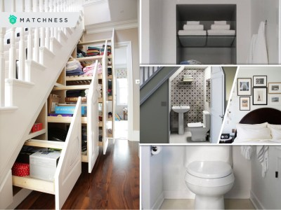 10 ideas of small home space saving project2