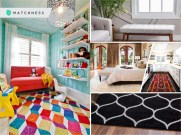 40 rug ideas not to make your floor looks empty2