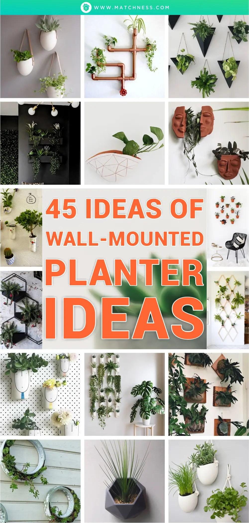 45-ideen-von-wandmontierten-pflanzgefäß-ideen1