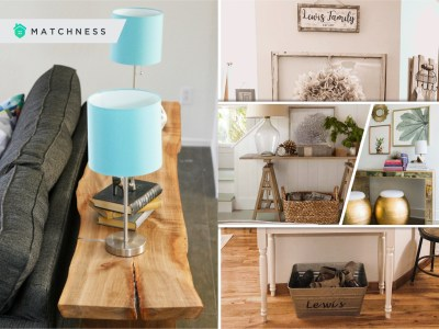 50 utilization ideas of console table for your home decoration2