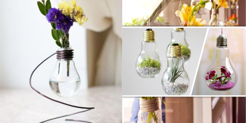 55 light bulb decorations for your home2