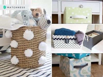 60 decorative bin ideas2