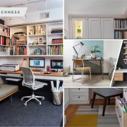 60 fun yet functional home office designs2