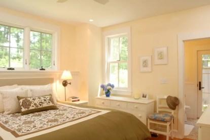 Apricot-bedroom-color-design