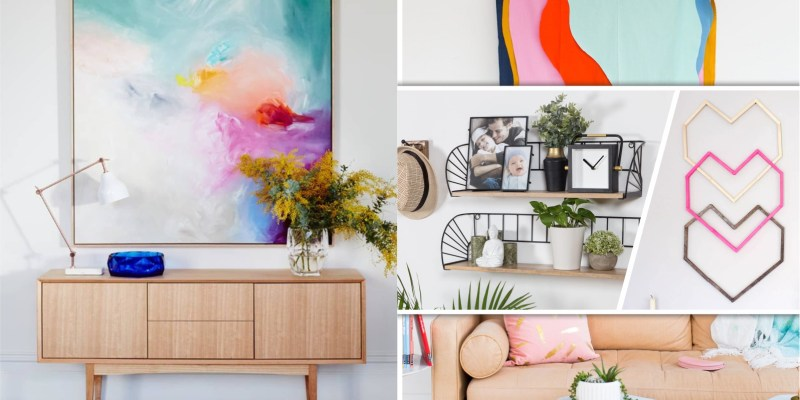 Have a blank wall space make it prettier with these 60 ideas2