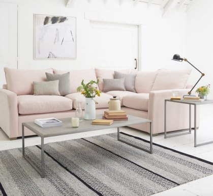 Blush-pink-and-gray-color-scheme-living-room-design-ideas