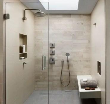 Contemporary-shower