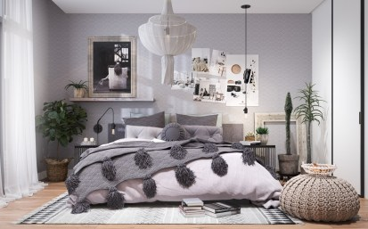 Cozy-bedroom-wall-colors