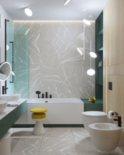 Creative-pendant-and-ceiling-lamps-over-the-tub-match-the-bathroom-decor-and-enlighten-the-space-with-chic