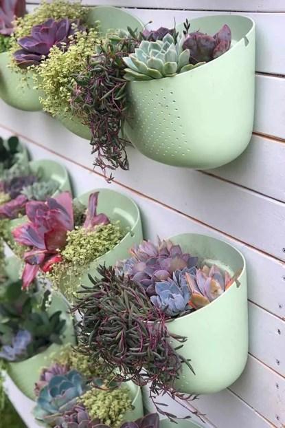 Wand-Pflanzgefäße-Kunststoff-vertikal-outdoor