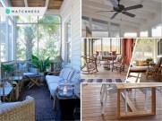 20 screened porch ideas2