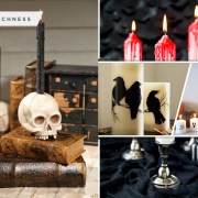 Halloween candles that perfect for your halloween decor