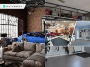 Multipurpose garage ideas