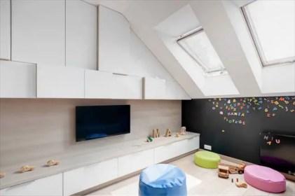 Dachgeschoss-lebendiges-Wohnzimmer