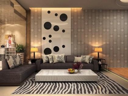 Zebra-rug-spotty-artwork-animal-living-room