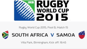 South Africa Vs USA Prediction Preview Rugby World Cup 2015