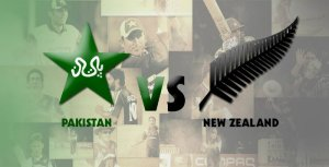 New Zealand vs Pakistan 2016 Team Squads Players List