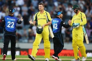 New Zealand vs Australia-5th Match-T20I Tri-Series-Today Match Prediction