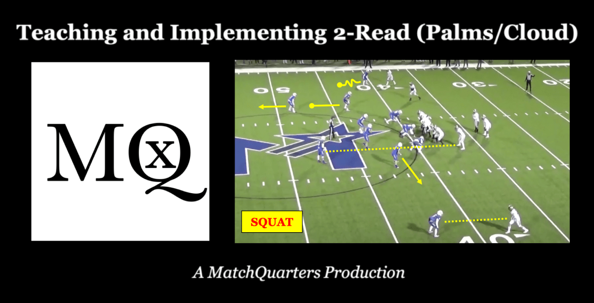 CoachTube Course: Teaching Quarters – 2-Read (Palms/Cloud)