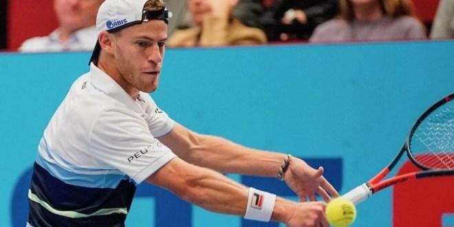 Diego Schwartzman Se Reencuentra Con La Victoria En Viena Match Tenis