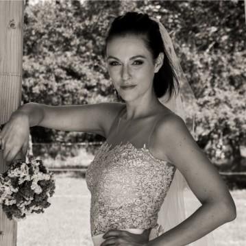 Máté Anna esküvői sminkes, menyasszonyi smink, esküvői smink, sminkes Budapes