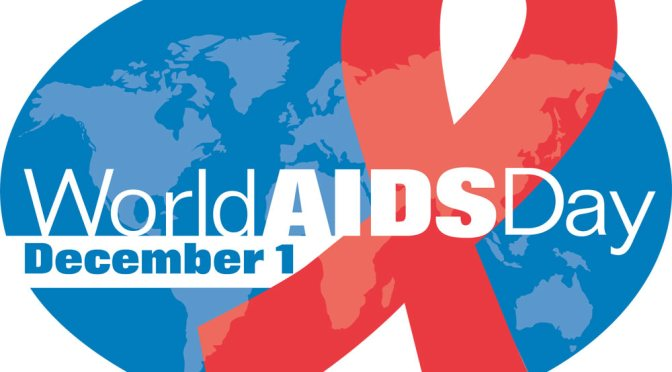 Updated: Upcoming Events for World AIDS Day around December 1, 2017