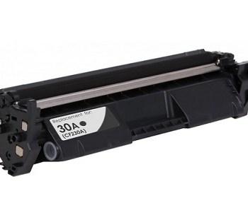HP 30a CF230A crni toner