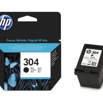 HP INK N9K06AE NO304 BLACK