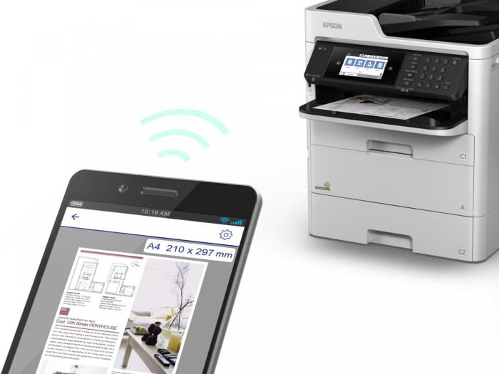 epson workforce pro wf-c579rdtwf multifunkcijski stampac