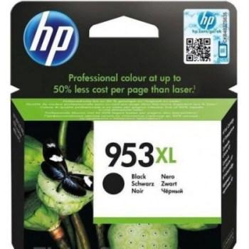 hp ink no.953xl black