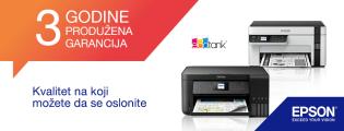 Epson stampaci garancija