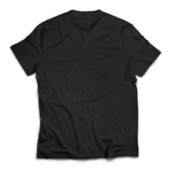 Camiseta Mate in Box Preta Trás
