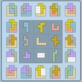 cuadrado geomagico