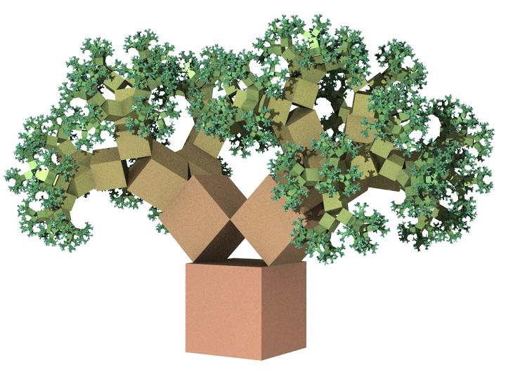 El Árbol de Pitágoras - MatematicasCercanas