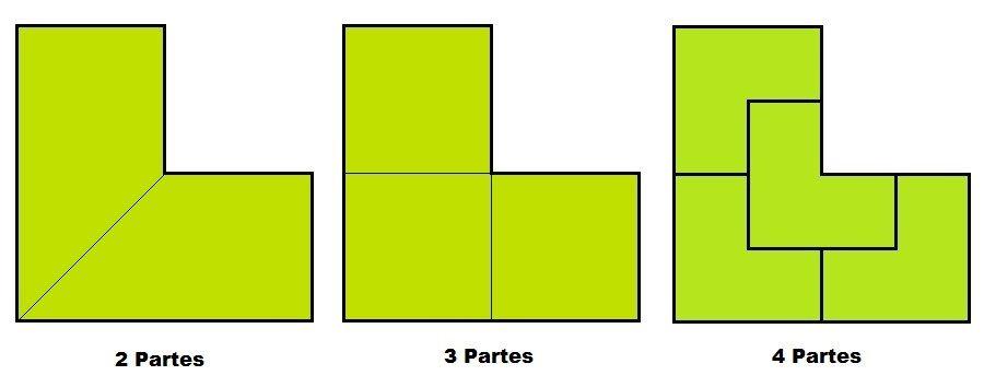 A dividir en partes congruentes! - MatematicasCercanas