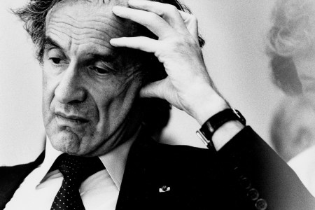 Holocaust survivor Elie Wiesel, Nobel prize laureate and author, dead at 87