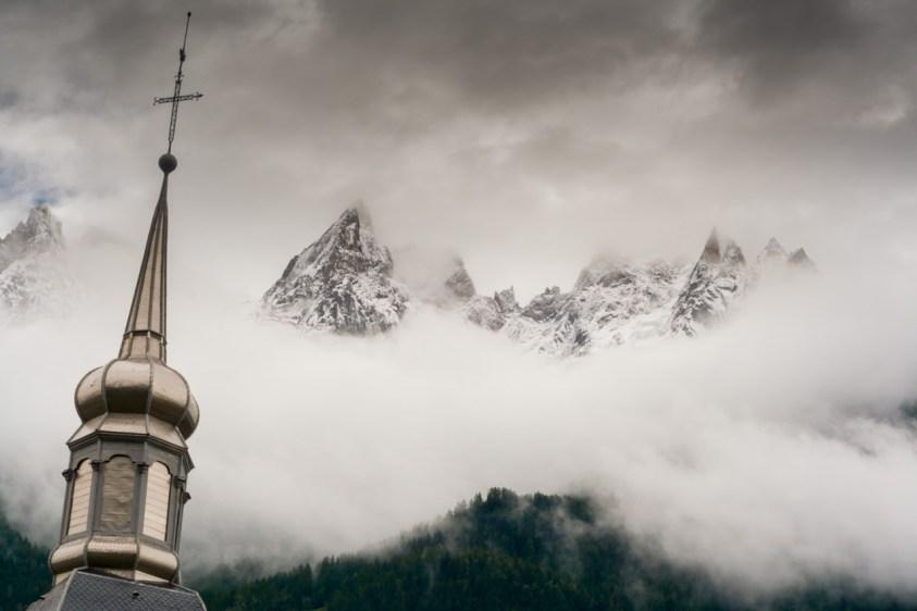 Cielo en Chamonix, Francia. © mateoht 1990-2013 - http://lafotodeldia.net