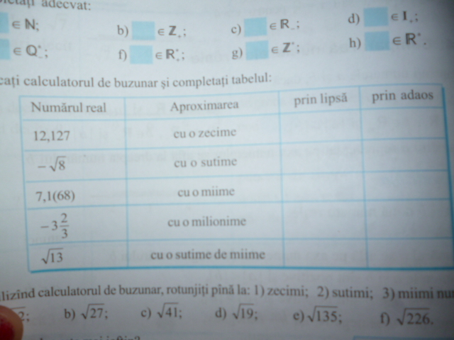 cum aproximam fractiile zecimale