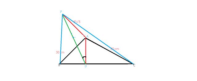 cum calculam masura unghiului a doua plane