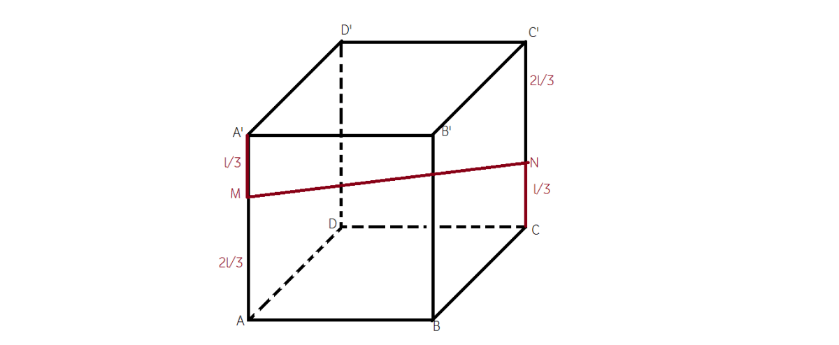 latura unui cub