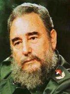 Fidel Castro et Zidane