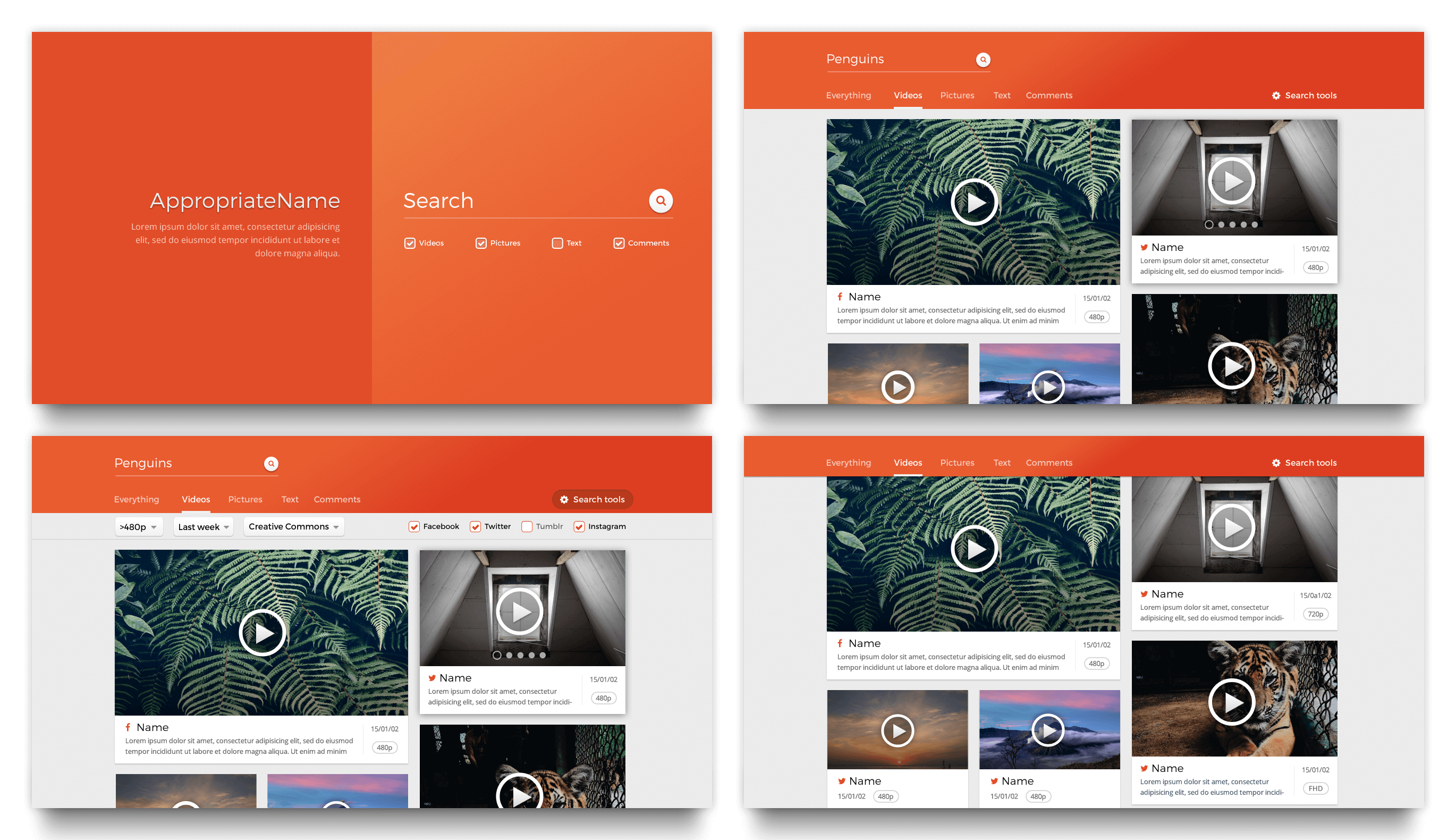 search-material-design-PSD