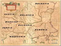 romania-harta-veche