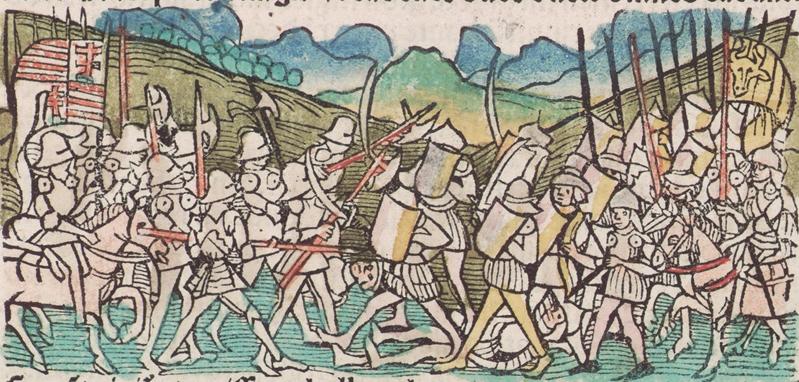 Kingdom_of_Hungary_against_Moldovans_flag_in_battle