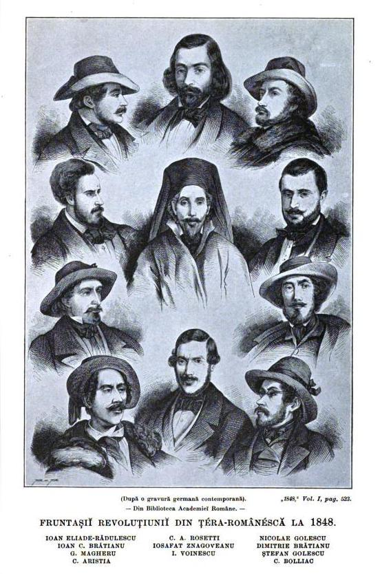 Fruntasii_Revolutiei_din_Tara_Romaneasca_la_1848