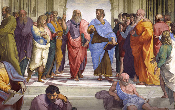 rafael scoala din atena