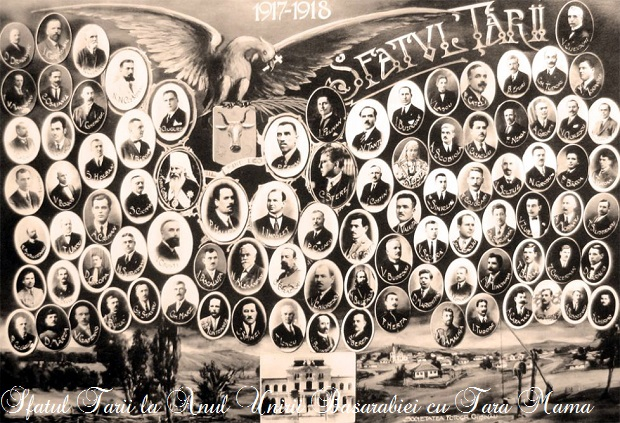 Sfatul-Tarii-la-Unirea-Basarabiei-cu-Tara-Mama-Romania-27-Martie-1918