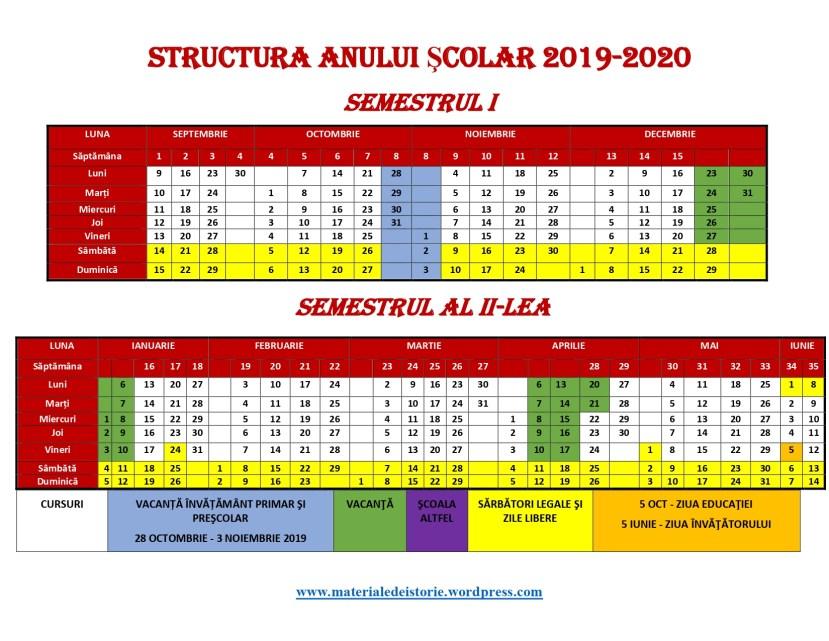 Calendar An Şcolar 2019-2020_page-0001