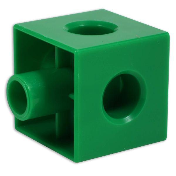 Cuburi colorate asamblabile 100 buc. 20