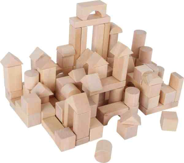 Set constructii din lemn 3